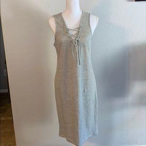 Free Press Grey Dress